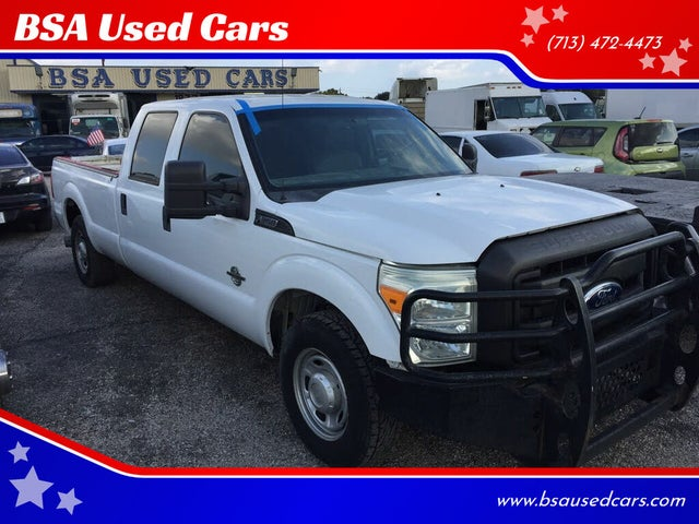 2011 Ford F-350 Super Duty XL Crew Cab
