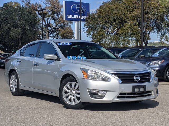 Used 2015 Nissan Altima 2 5 S For Sale Right Now Cargurus