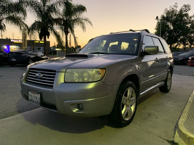 2008 Subaru Forester 2.5 XT Limited