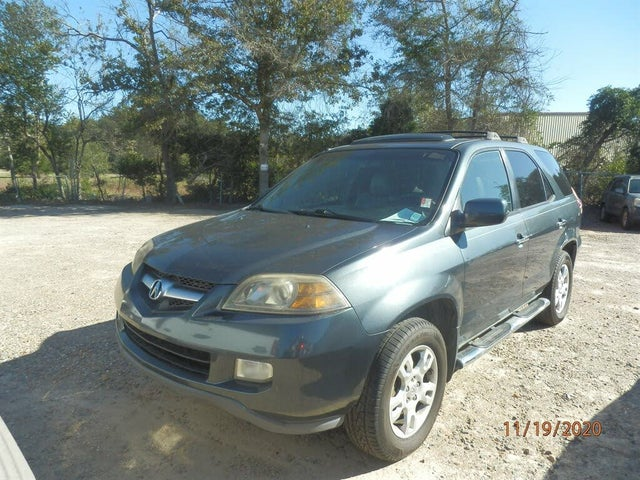 2004 Acura MDX AWD with Touring Package and Navigation