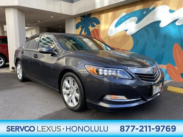 2014 Acura RLX FWD with Navigation