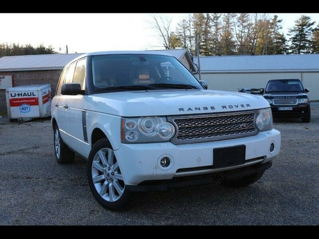2008 Land Rover Range Rover Supercharged 4WD