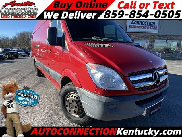 2013 Mercedes-Benz Sprinter Cargo 3500 170 High Roof DRW RWD