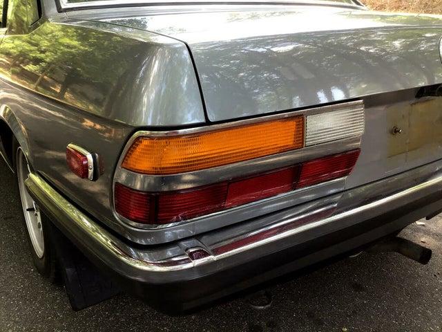 1982 BMW 5 Series 525i