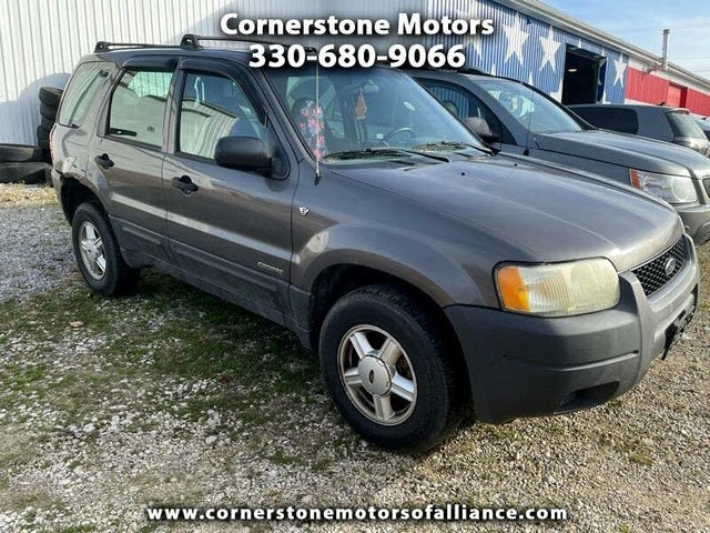 2002 Ford Escape XLS FWD