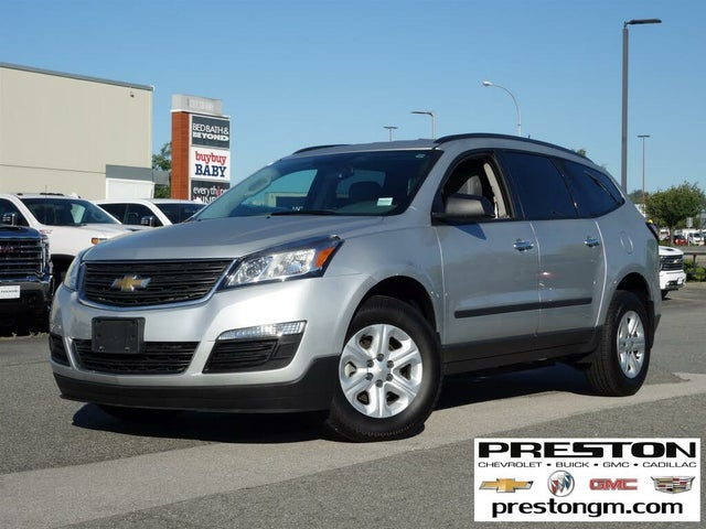 2017 Chevrolet Traverse LS AWD