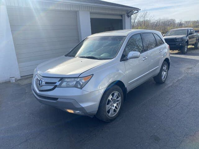 2009 Acura MDX SH-AWD with Technology and Entertainment Package