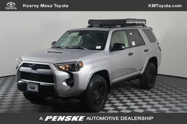 2021 toyota 4runner venture edition 4wd for sale in san