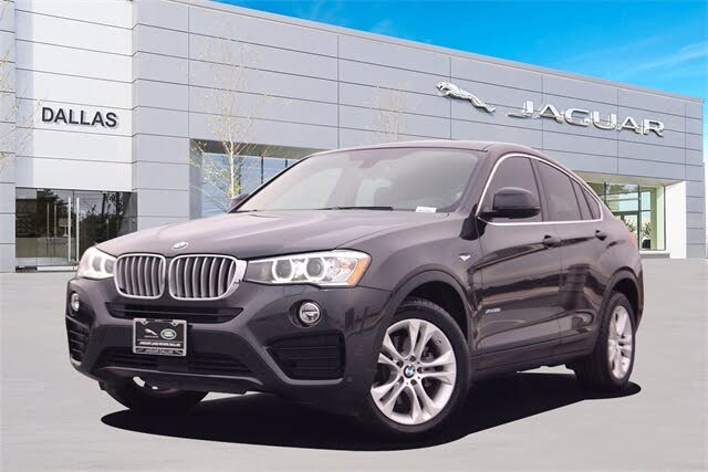 2016 BMW X4 xDrive28i AWD