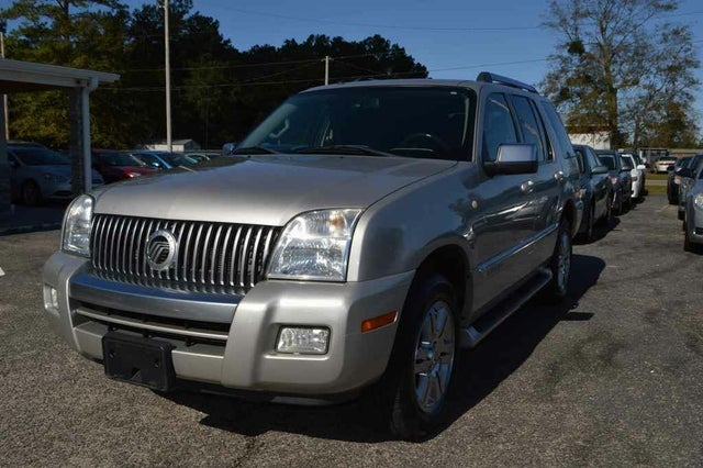 2007 Mercury Mountaineer V6 Premier RWD