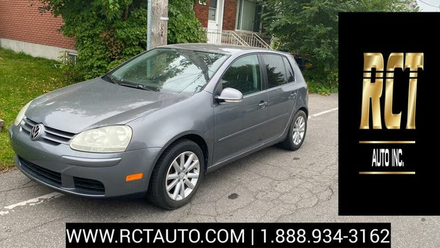 2009 Volkswagen Rabbit 4-door