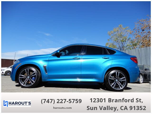 Used Bmw X6 M For Sale In Bakersfield Ca Cargurus