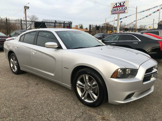 2012 Dodge Charger R/T Plus AWD