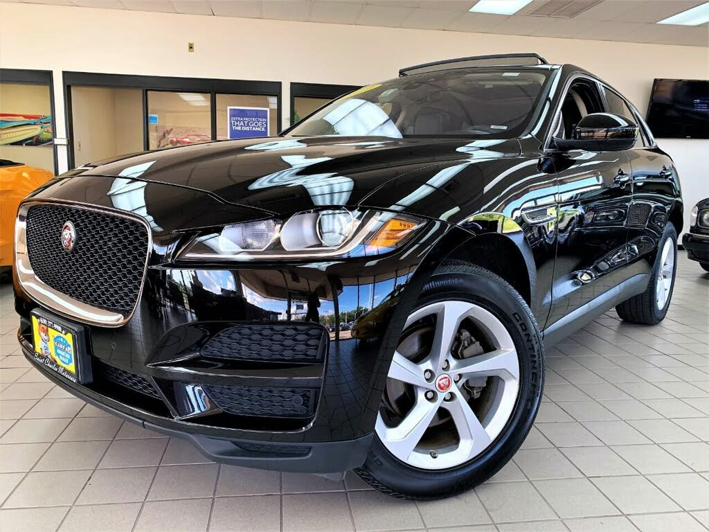 Used 2019 Jaguar F Pace 25t Premium Awd For Sale Right Now Cargurus