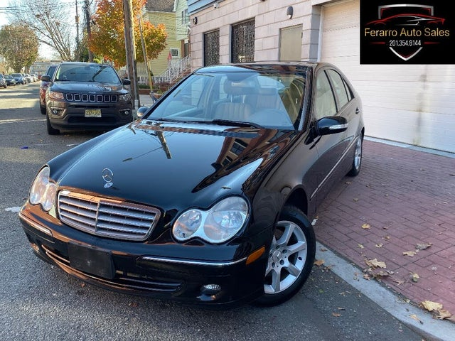 2007 Mercedes-Benz C-Class C 280 4MATIC Luxury AWD