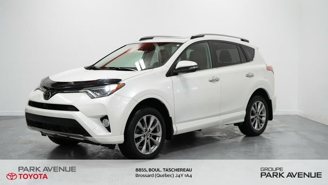 2017 Toyota RAV4 Limited AWD