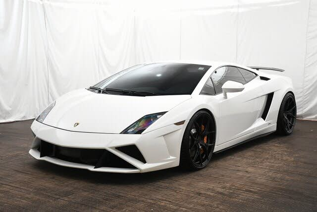 2014 Lamborghini Gallardo LP 560-4 Coupe AWD