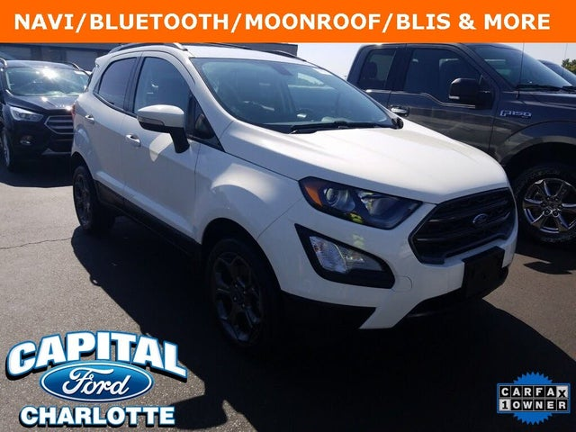 2018 Ford EcoSport SES AWD