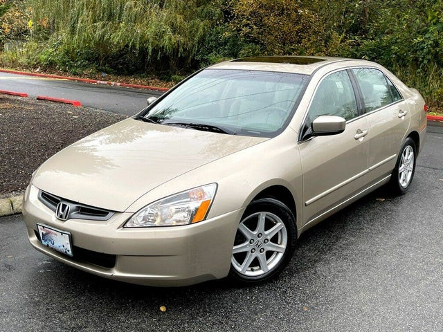 2003 Honda Accord EX with Leather