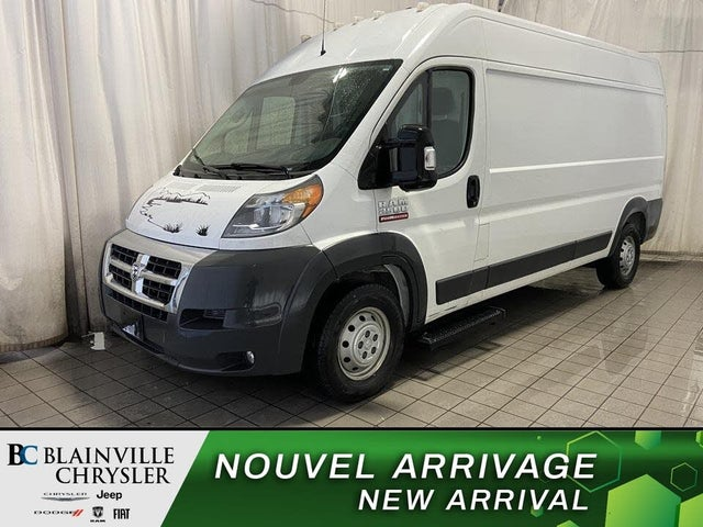 2018 RAM ProMaster 2500 159 High Roof Cargo Van