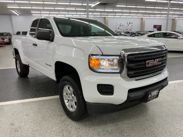 2015 GMC Canyon SL Ext. Cab LB
