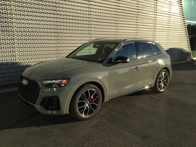 2021 Audi SQ5 for Sale in Richmond, VA - CarGurus