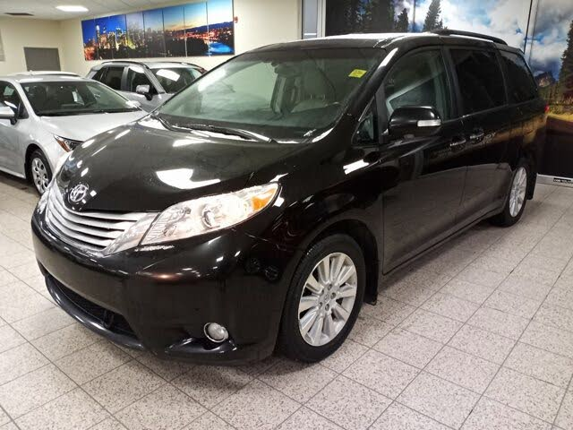 2013 Toyota Sienna Limited 7-Passenger AWD