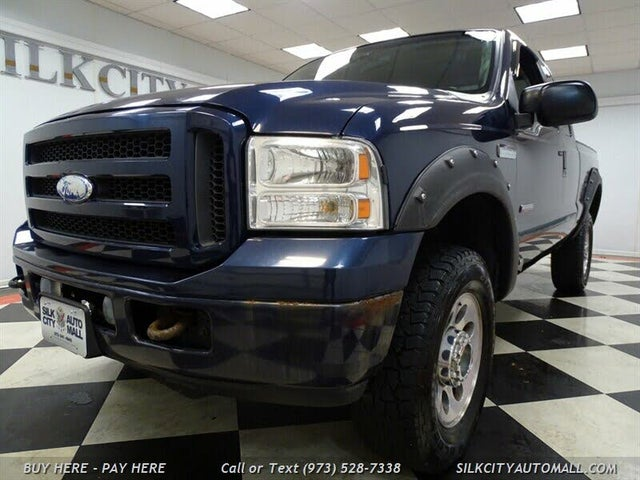 2005 Ford F-350 Super Duty XLT Extended Cab SB 4WD