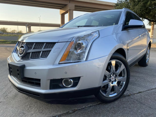 2010 Cadillac SRX Turbo Performance AWD