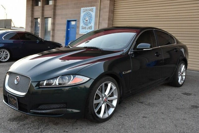 2015 Jaguar XF 5.0 Supercharged RWD