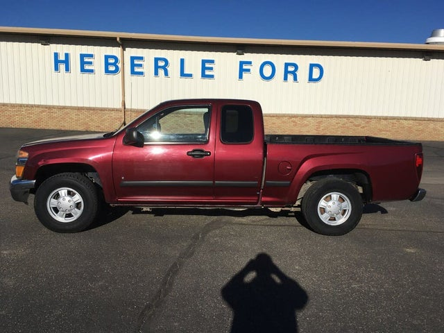 2007 Chevrolet Colorado LT Extended Cab RWD