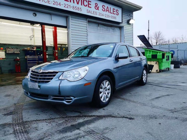 2010 Chrysler Sebring LX Sedan FWD