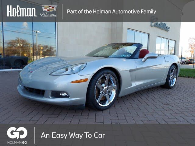 2006 Chevrolet Corvette Convertible RWD