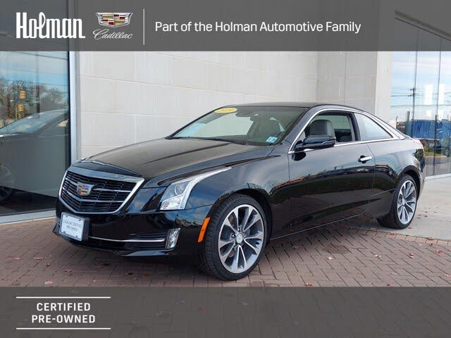 2019 Cadillac ATS Coupe 3.6L Premium Luxury AWD