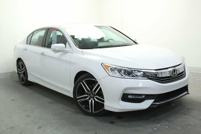 2016 Honda Accord Sport