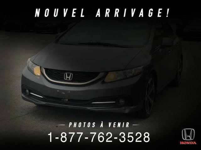 2013 Honda Civic Si with Navigation