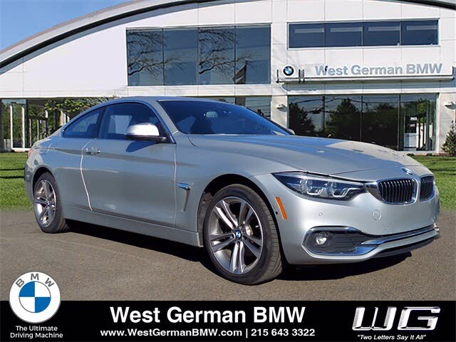 2018 BMW 4 Series 430i xDrive Coupe AWD
