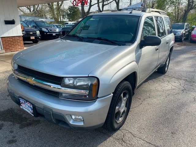 2005 Chevrolet Trailblazer EXT LS RWD