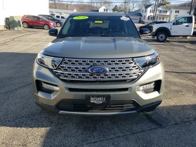 2020 Ford Explorer Hybrid Limited AWD