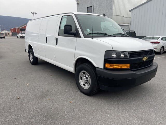 2020 Chevrolet Express Cargo 2500 Extended RWD