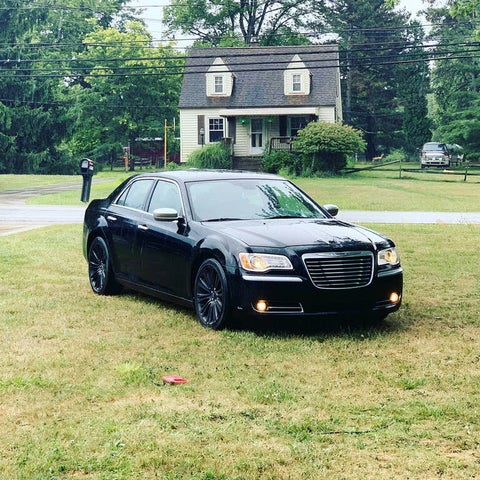 2012 Chrysler 300 C Luxury Series RWD
