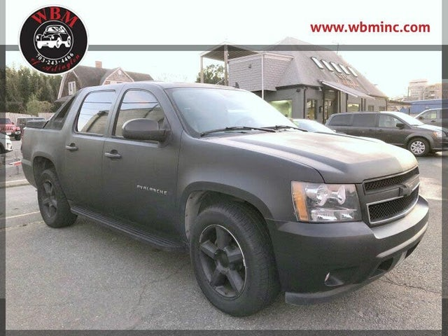 2007 Chevrolet Avalanche LS RWD