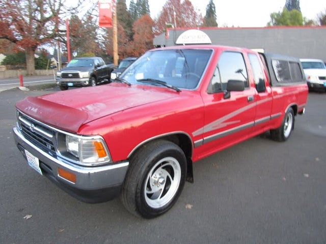 1992 Toyota Pickup 2 Dr Deluxe Extended Cab SB