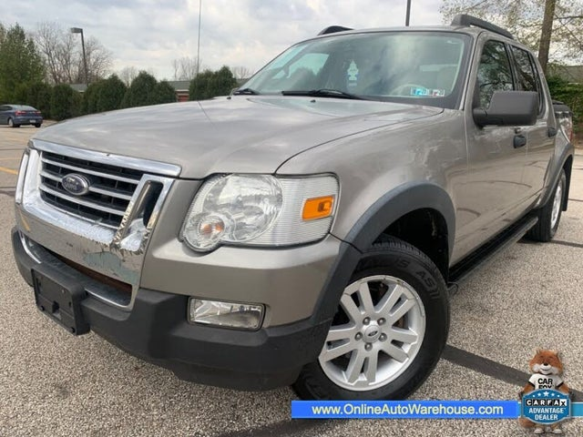 2008 Ford Explorer Sport Trac XLT 4WD