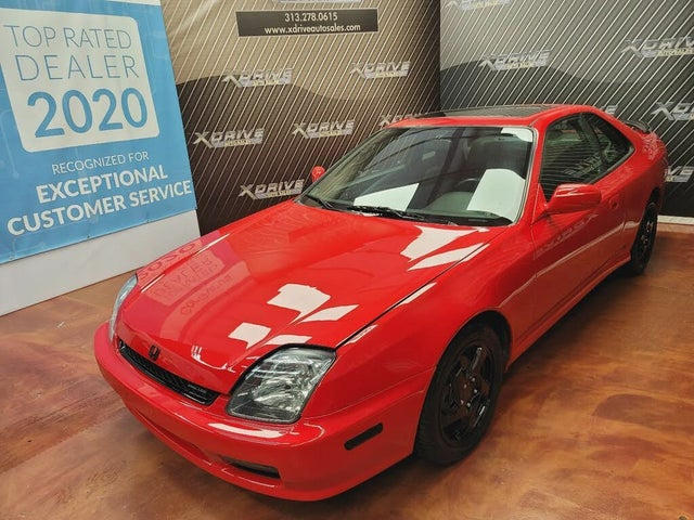 2001 Honda Prelude 2 Dr STD Coupe