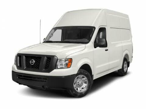 2018 Nissan NV Cargo 3500 HD SV with High Roof