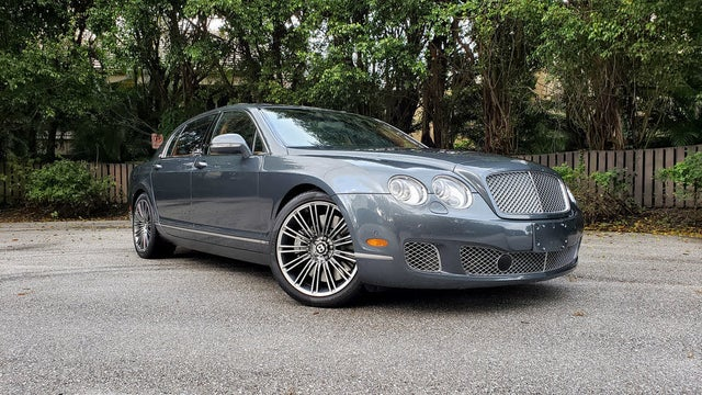 2013 Bentley Continental Flying Spur Speed AWD