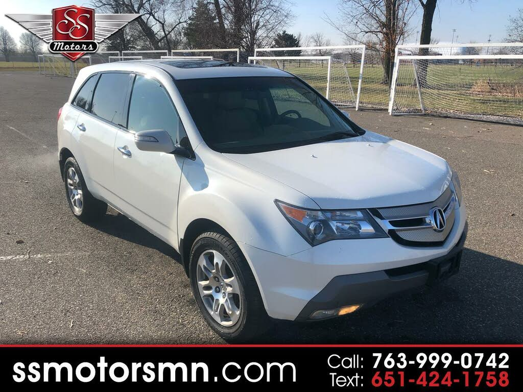 2009 Acura Mdx For Sale In Minneapolis Mn Cargurus
