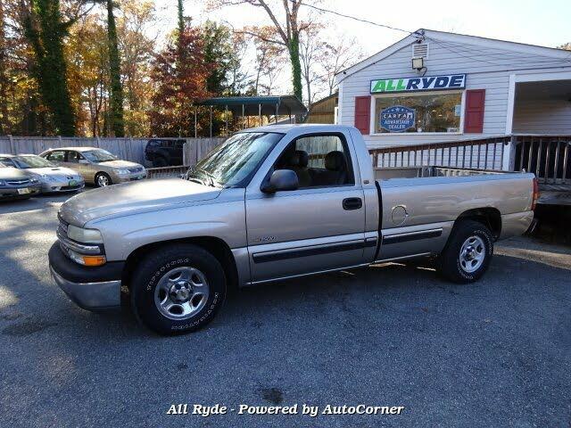 2000 Chevrolet Silverado 1500 LS LB RWD
