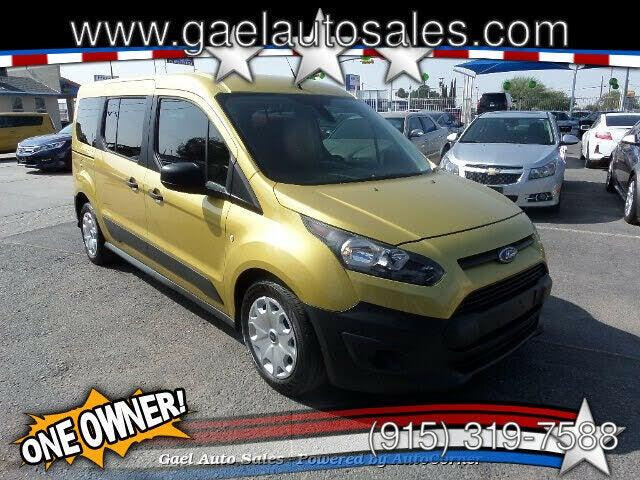 2017 Ford Transit Connect Wagon XL LWB FWD with Rear Liftgate